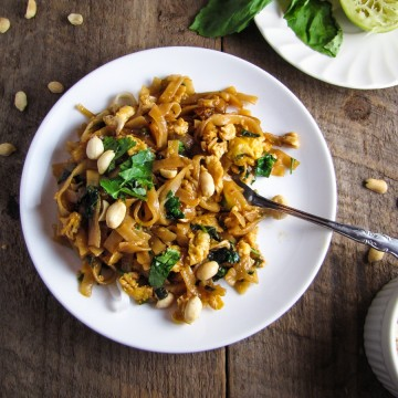 Pad Thai Taste Test (3 Recipes) via Katie at the Kitchen Door