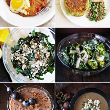 Winter Cleanse 2013 - 16 Healthy Recipes from Katie at the Kitchen Door