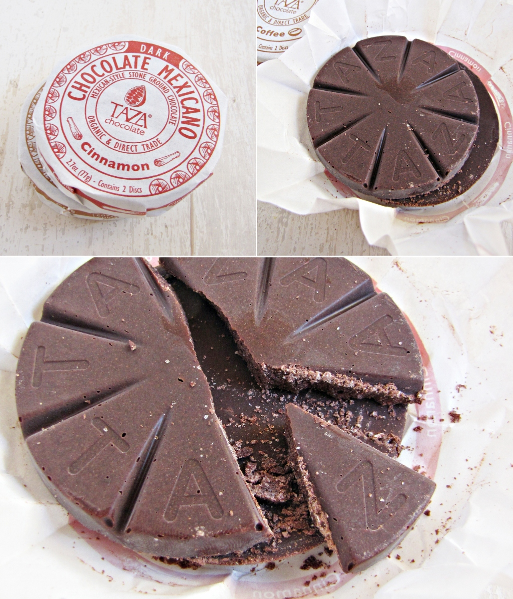 Taza Chocolate - Valentine's Day Recipe and Giveaway