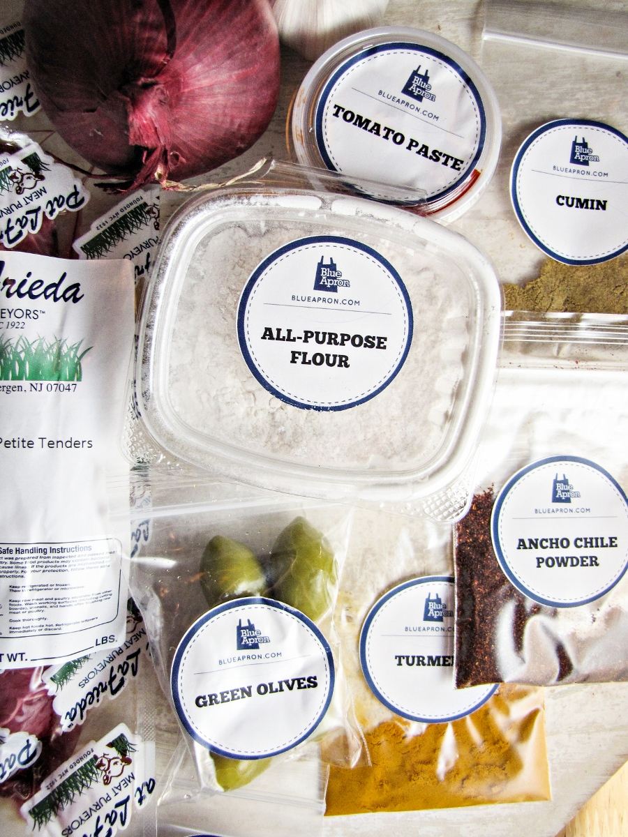 Blue Apron Meals – Review and Giveaway