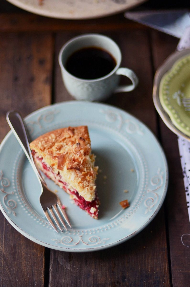 Cranberry Coffeecake from Fork vs. Spoon