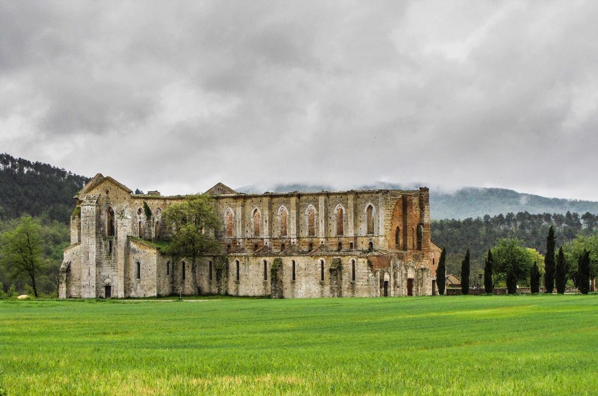 San Galgano, Maremma, Tuscany