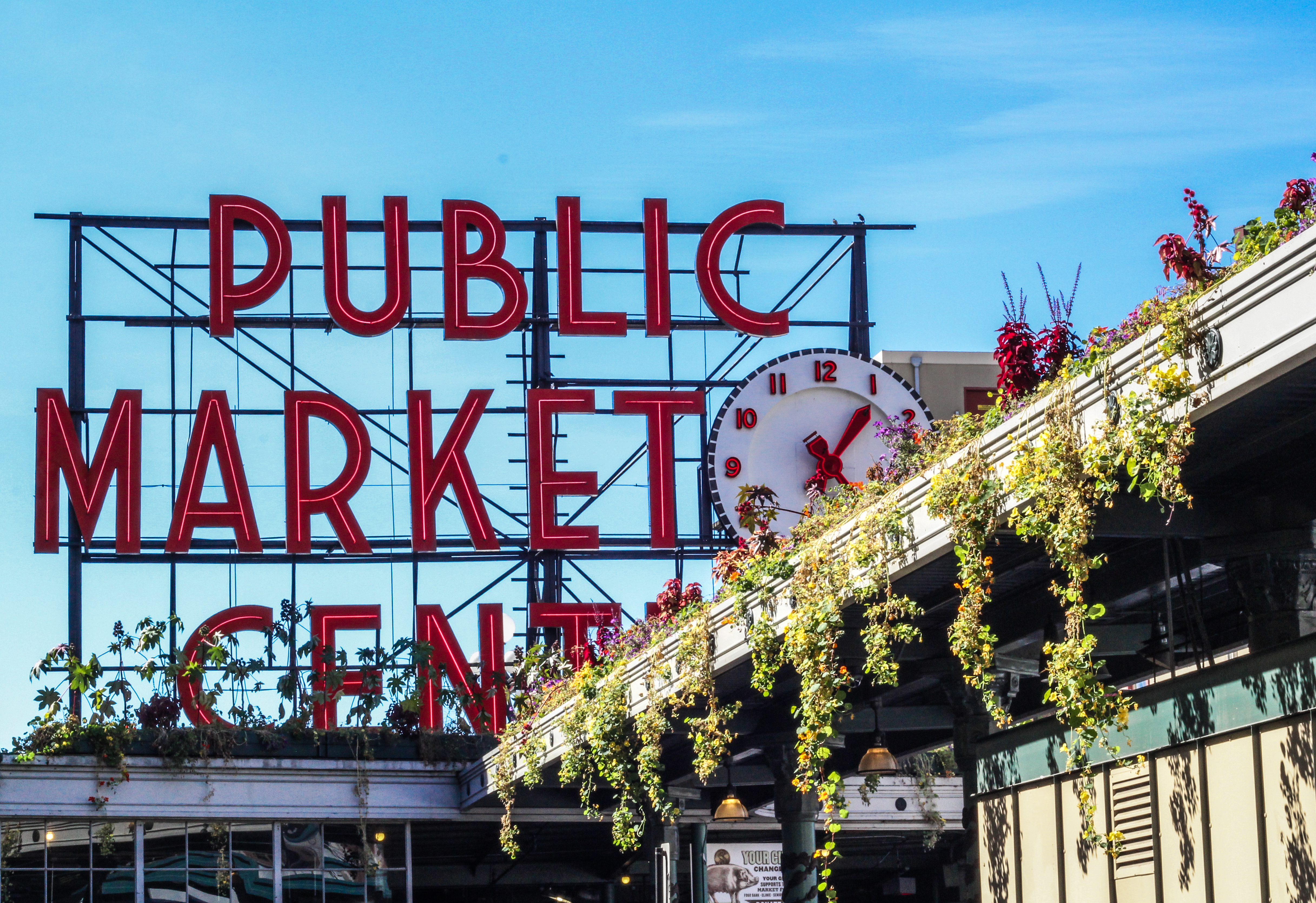 Pike Place Market, Seattle {Katie at the Kitchen Door}