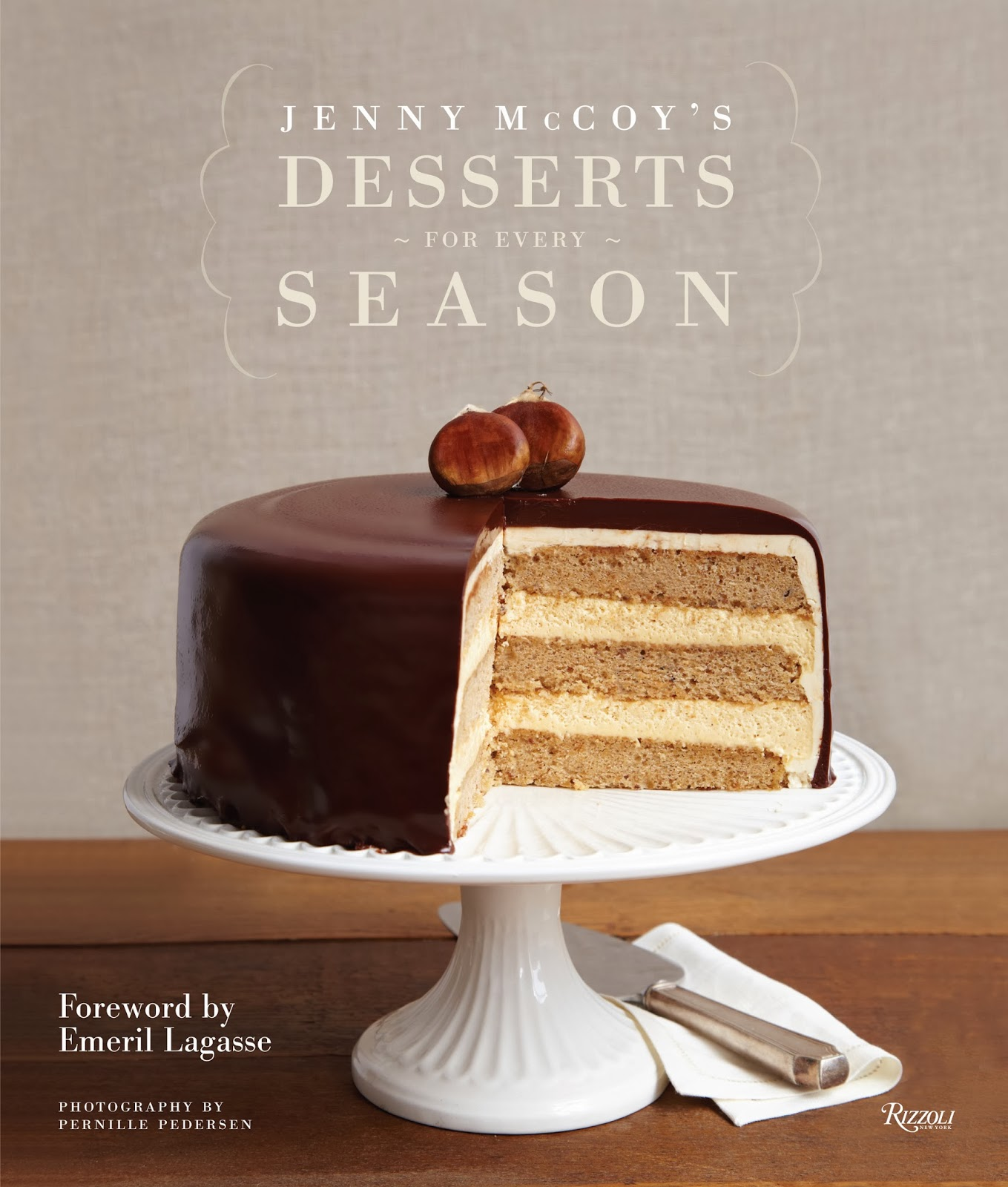 Jenny McCoy's Desserts for Every Season #cookbook #giveaway