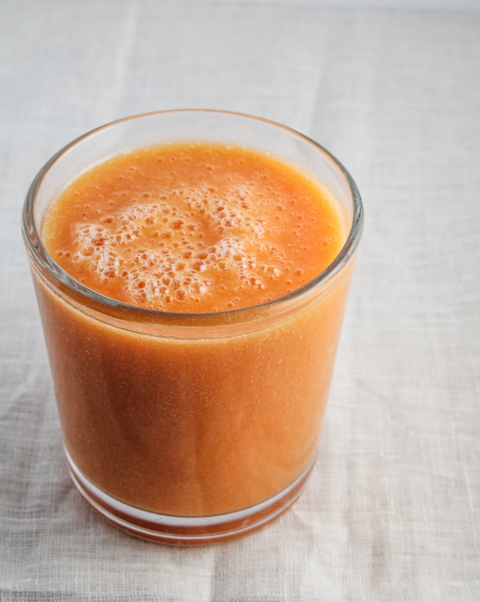 Ingredient of the Week: Carrots // Carrot-Grapefruit-Mango Smoothie ...