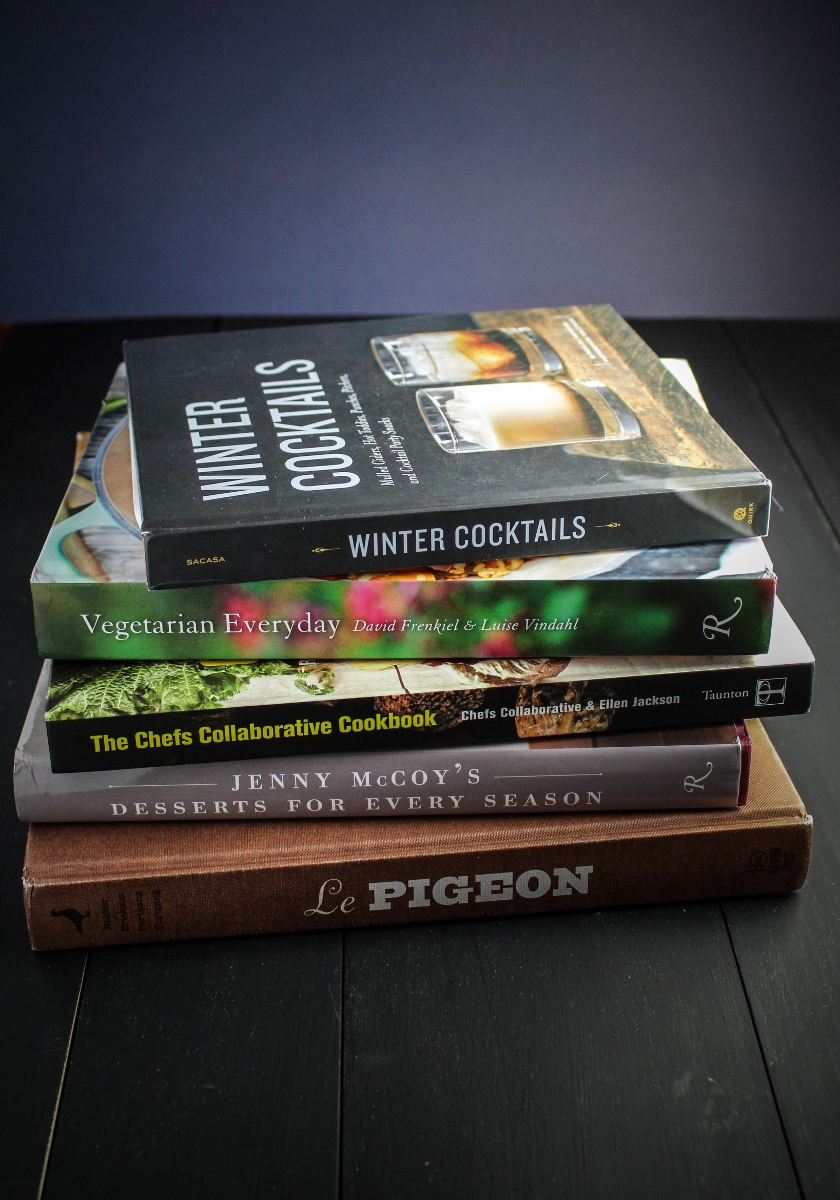 Top 5 Cookbooks of 2013, A Holiday Giveaway!