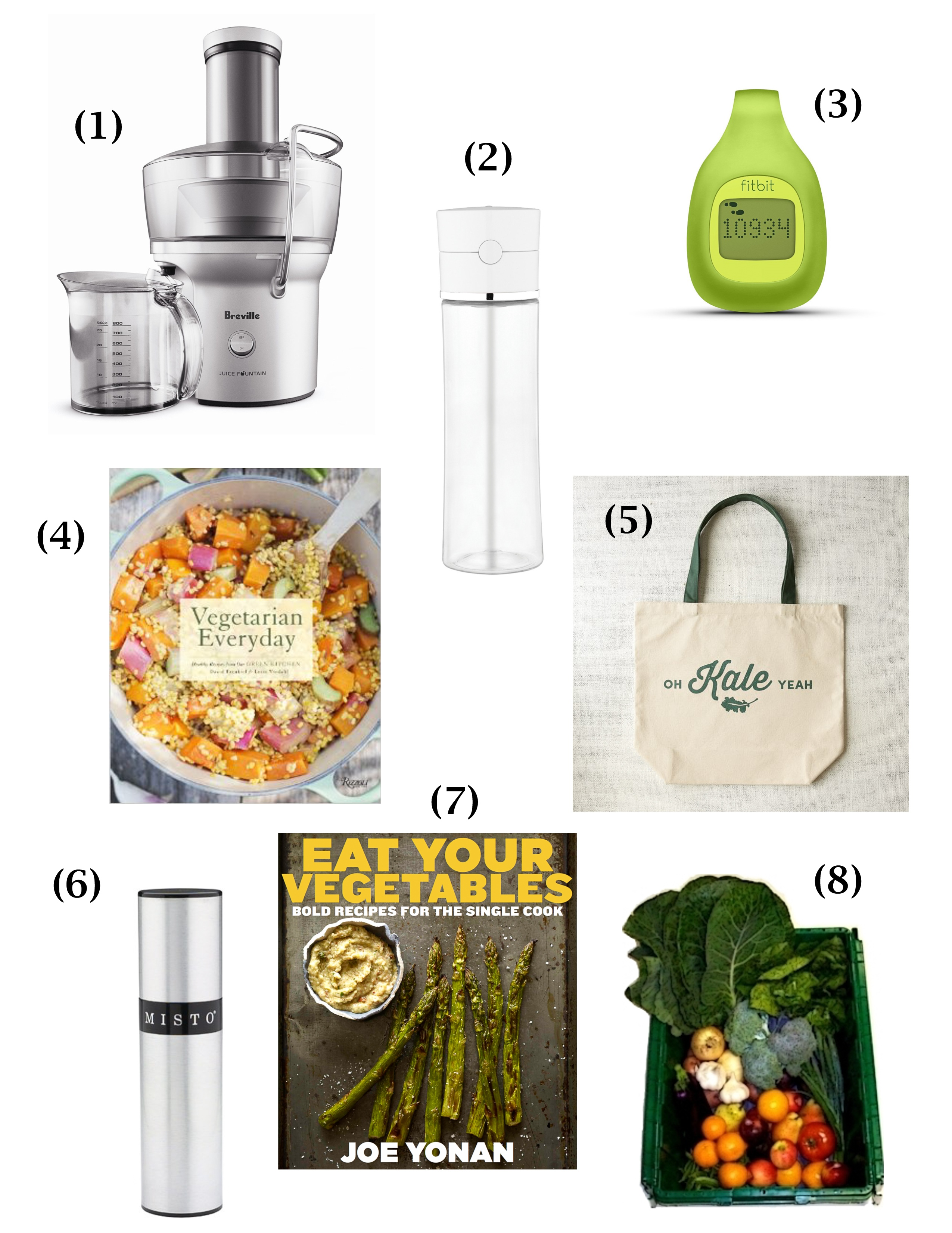 Holiday Gift Guide: For the Healthy Food Lover {Katie at the Kitchen Door} #christmas #giftguide