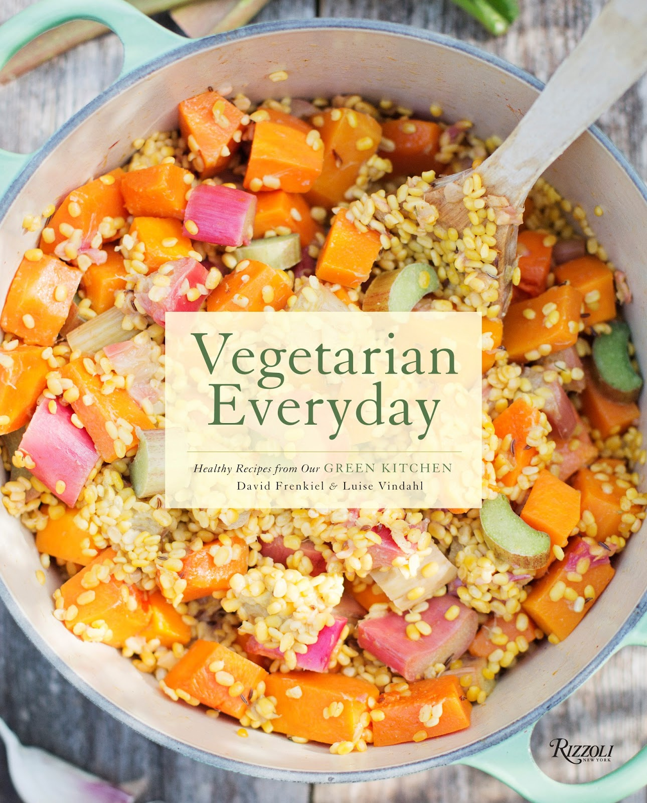 Vegetarian Everyday #cookbook #giveaway