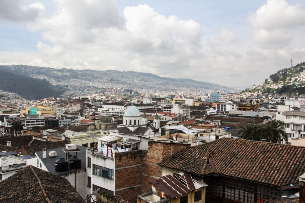 Ecuador Travelogue: Quito {Katie at the Kitchen Door}