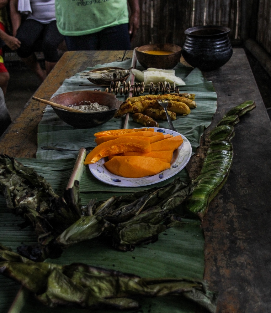 Ecuador Travelogue: The Amazon - Traditional Quichua Foods {Katie at the Kitchen Door}