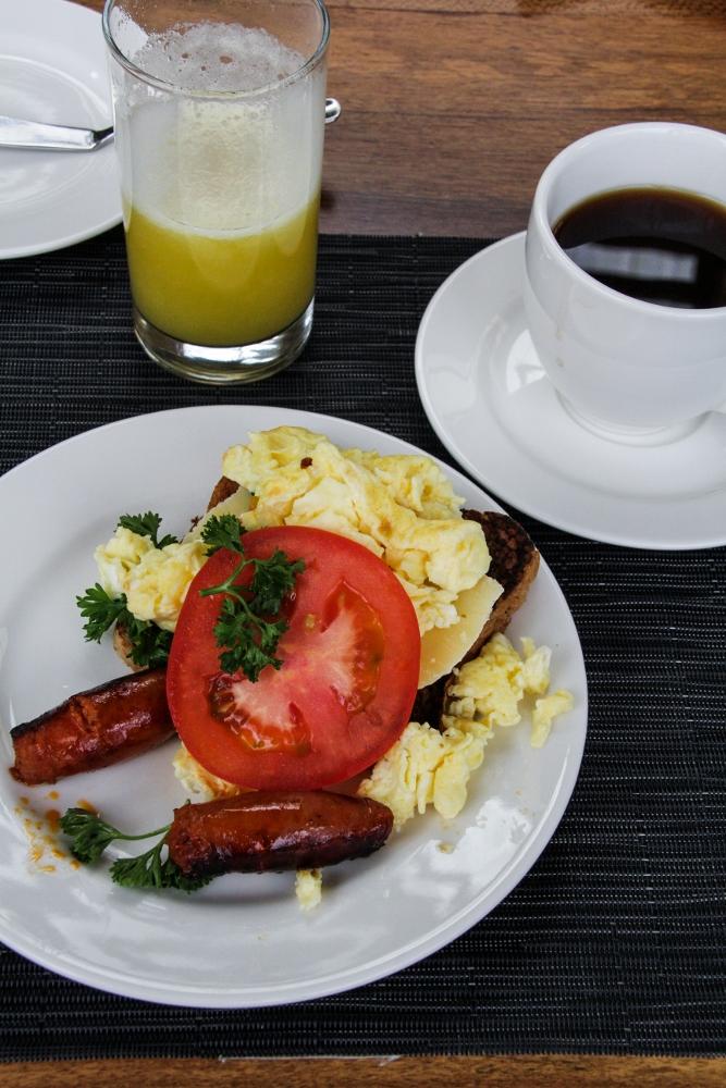Ecuador Travelogue: The Amazon - Breakfast at Itamandi Lodge {Katie at the Kitchen Door}