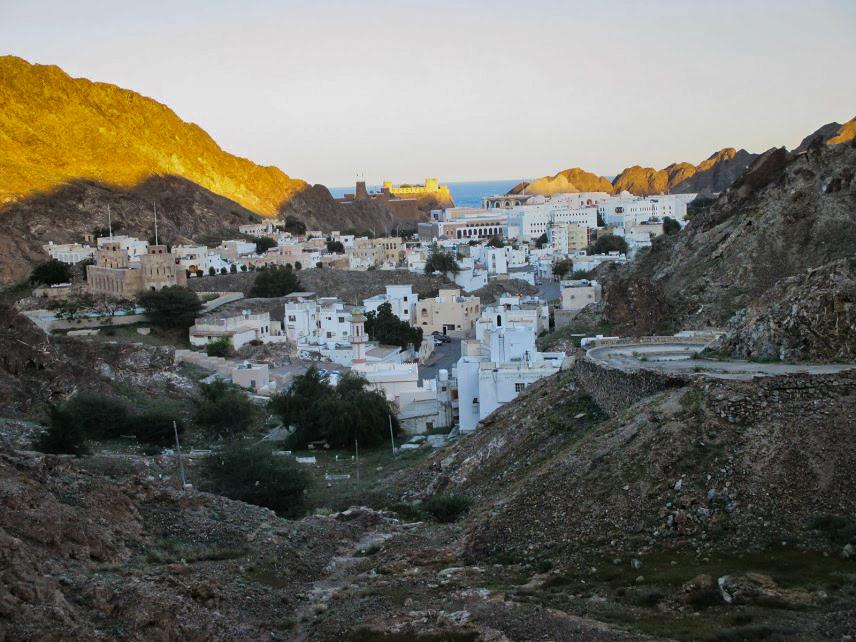 Muscat, Oman {Katie at the Kitchen Door}