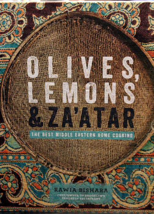 Cookbook Review: Olives, Lemons & Za'atar