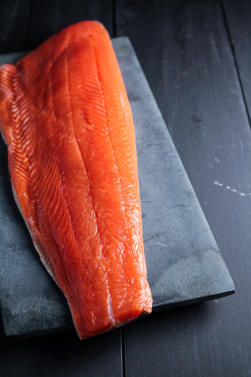 Wild Sockeye Salmon {Katie at the Kitchen Door}