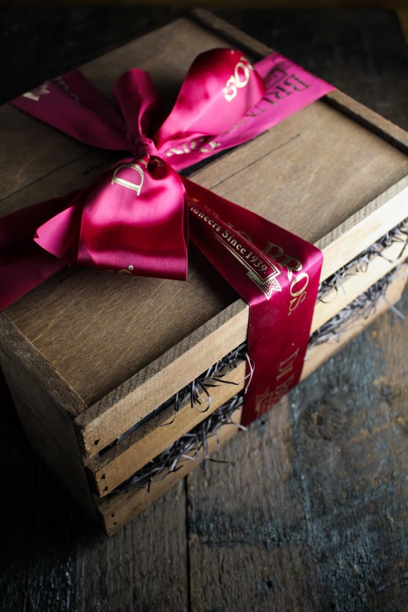 DiBruno Bros. Gift Box - Giveaway on Katie at the Kitchen Door! #houseofcheese