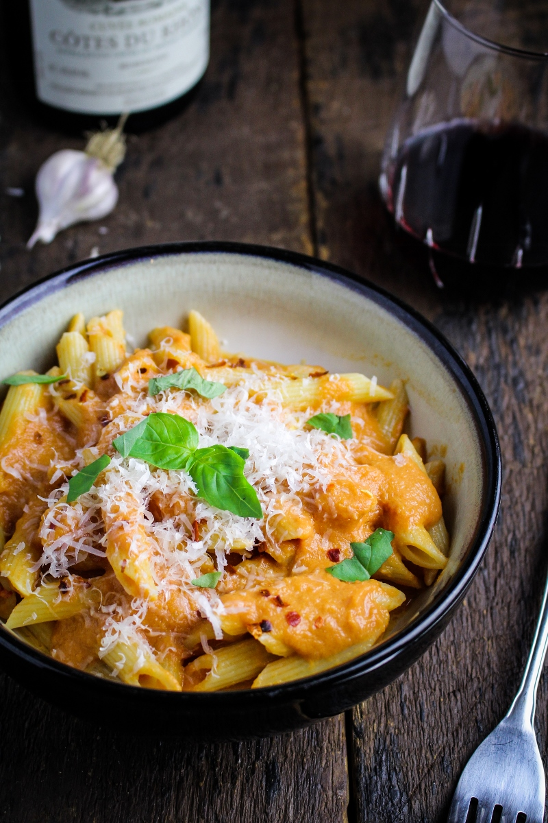 Cravings: Penne Alla Vodka