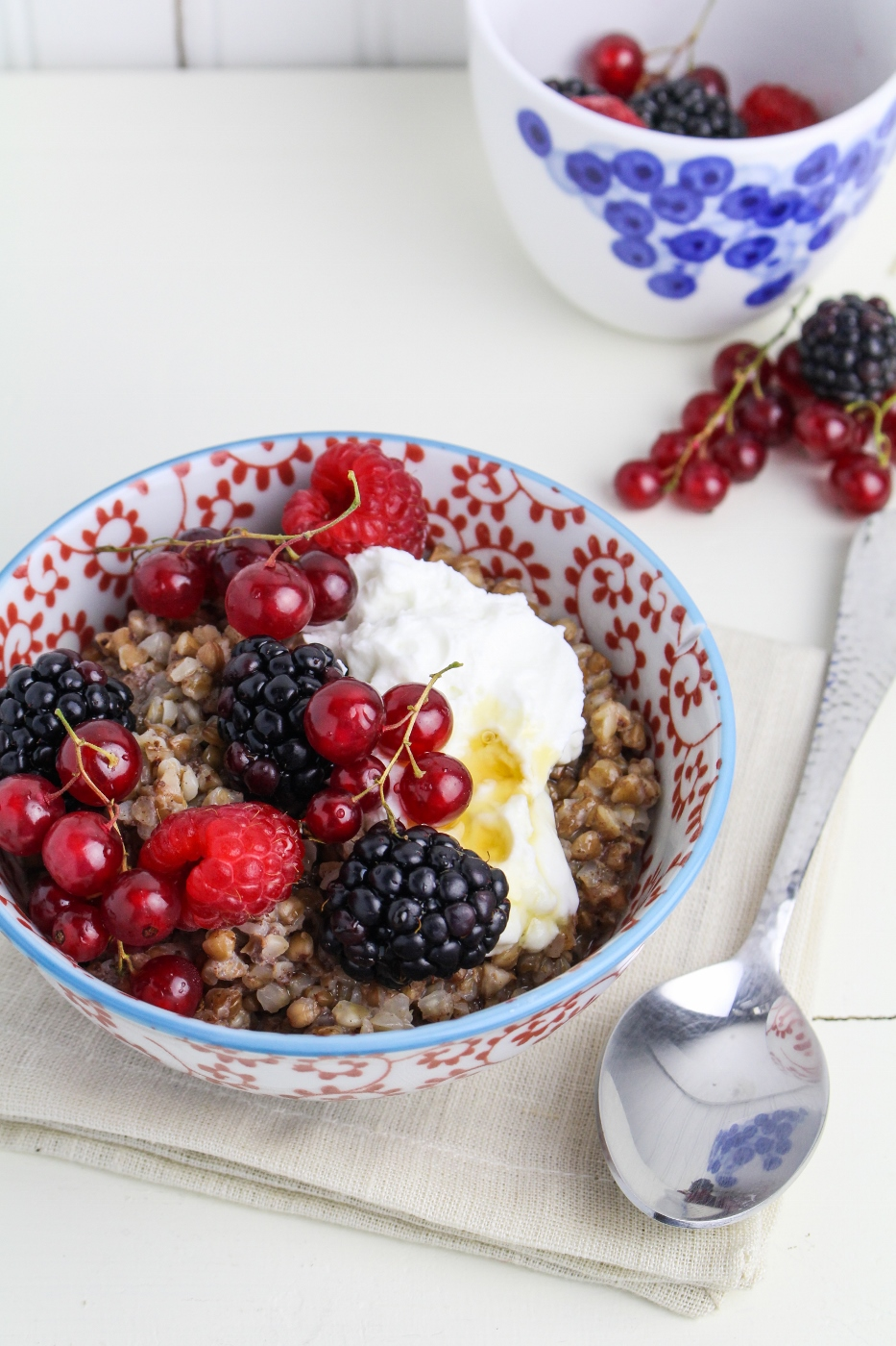 Clean Eating: Buckwheat Porridge