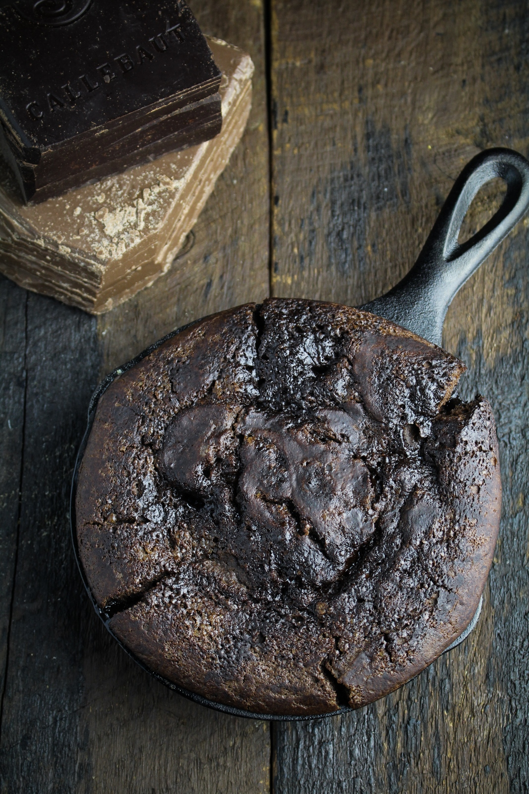Self-Saucing Mocha Pudding {Katie at the Kitchen Door}