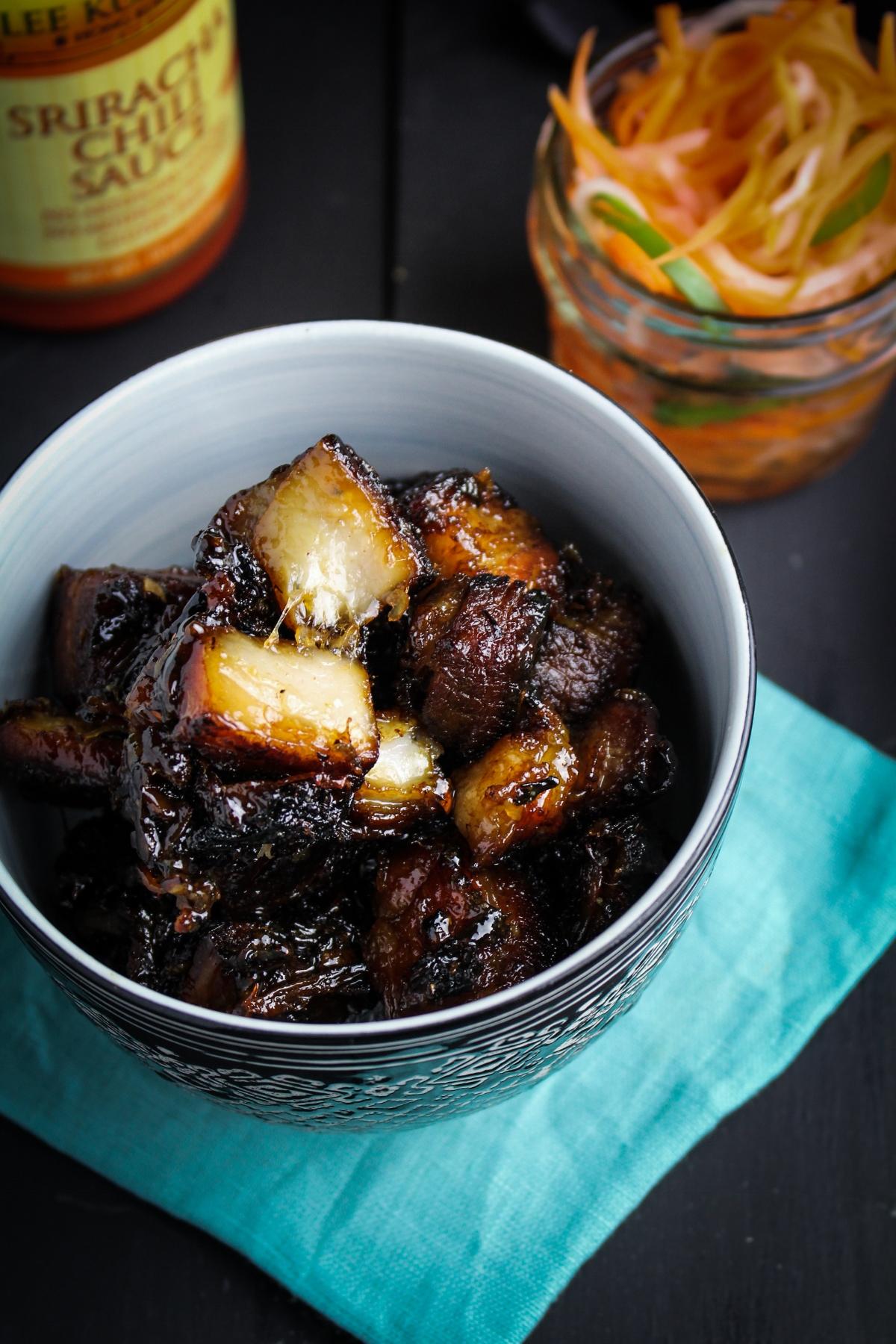 Vietnamese Caramelized Pork Belly {Katie at the Kitchen Door}