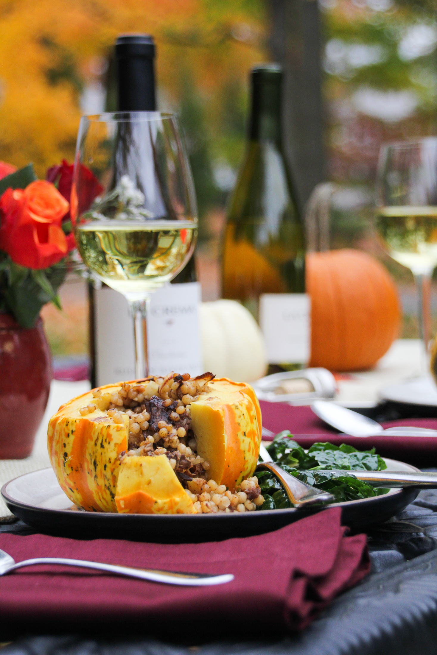Harvest Pumpkin Dinner with La Crema