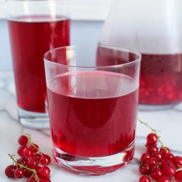 Red Currant Kompot {Katie at the Kitchen Door}