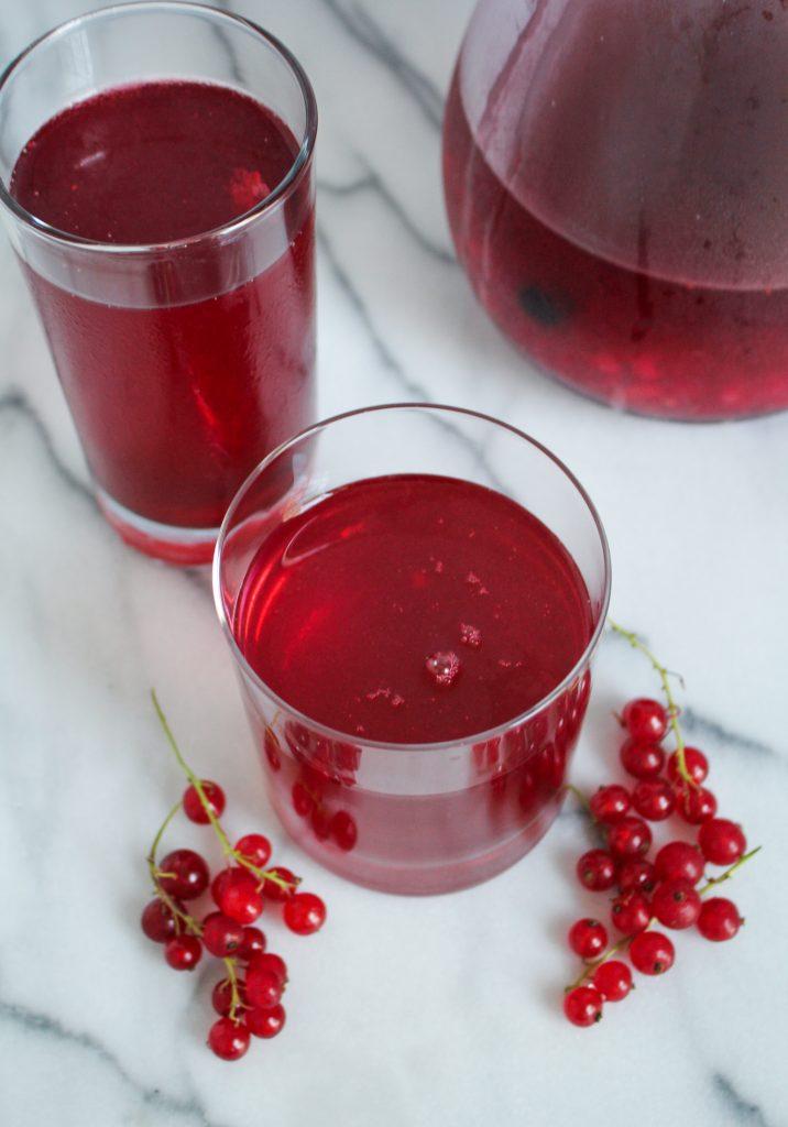 Red Currant Kompot {Katie at the Kitchen Door}
