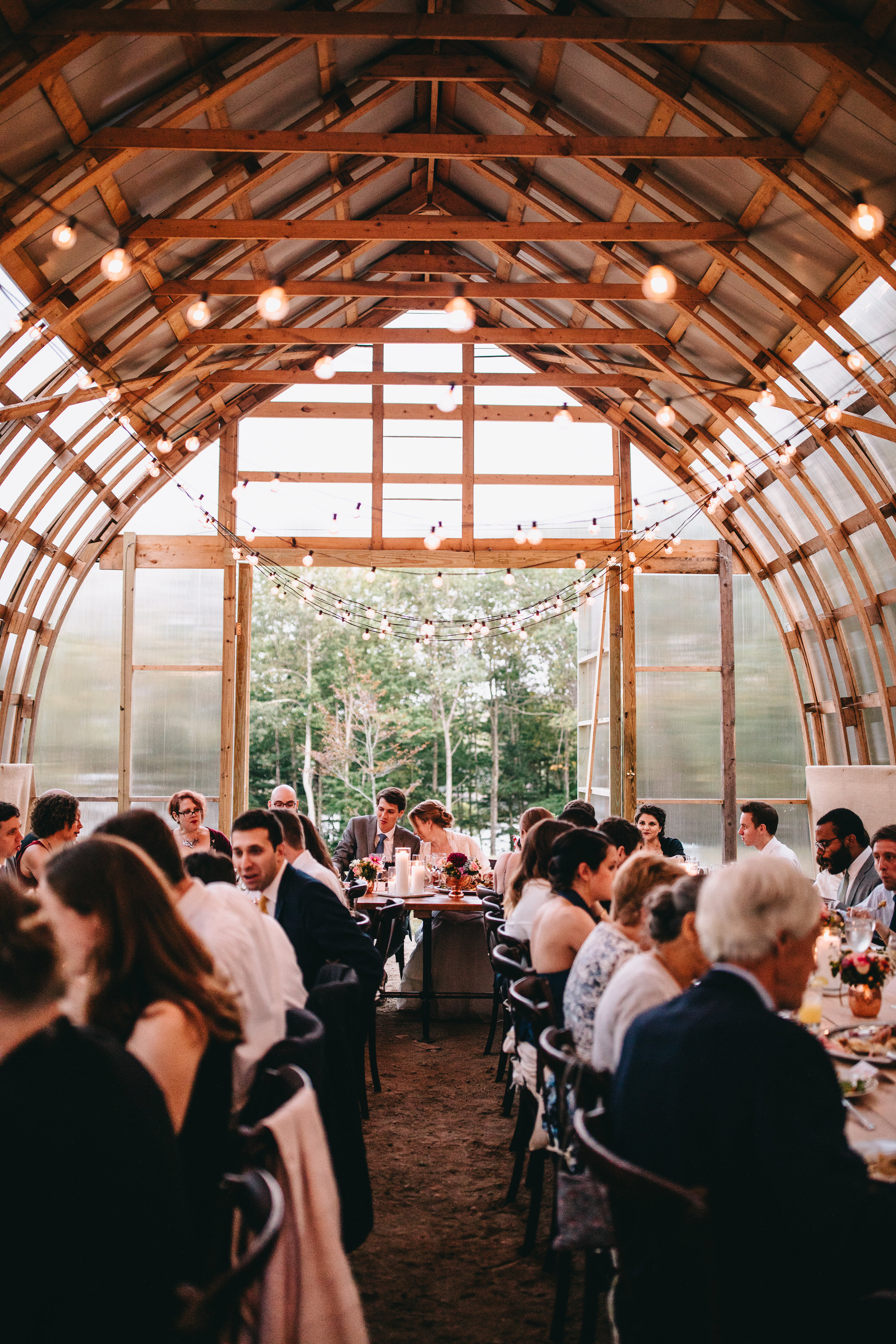 Our Wedding - Maine Barn Wedding {Katie at the Kitchen Door}